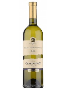 PD Mojmírovce Chardonnay 2016 neskorý zber