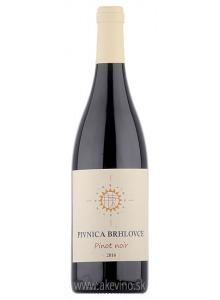 Pivnica Brhlovce Pinot noir 2016