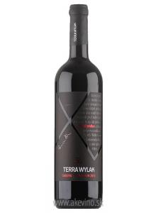 Terra Wylak Cabernet Sauvignon 2015 akostné odrodové
