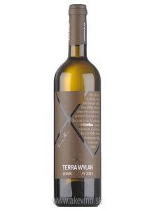 Terra Wylak Chardonnay 2015 akostné odrodové polosuché