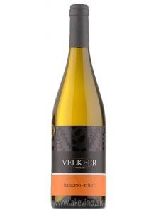 Velkeer Riesling - Pinot 2015 akostné značkové