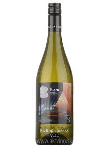 Vinárstvo Berta Winemaker's Choice Rizling vlašský 2016 akostné odrodové