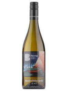 Vinárstvo Berta Winemakers Choice Rulandské šedé sur lie 2015 akostné odrodové