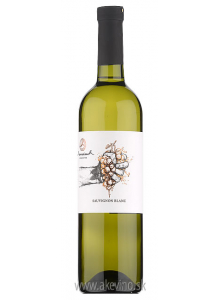 Vinárstvo Hanúsek Sauvignon blanc 2018