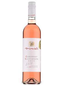 Vinidi Cabernet sauvignon rosé 2018 neskorý zber