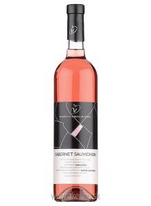 Víno Dudo Cabernet Sauvignon rosé 2018 neskorý zber polosuché