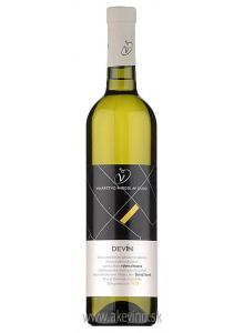 Víno Dudo Devín 2018 výber z hrozna polosuché