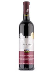 Víno Dudo Móže byt 2016 akostné značkové