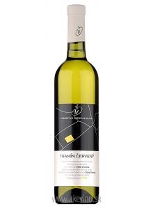 Víno Dudo Tramín červený 2018 výber z hrozna polosuché