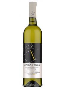 Víno Dudo Veltlínske zelené 2018 neskorý zber