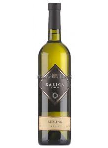 Víno Rariga Riesling 2013 akostné odrodové