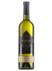 Víno Rariga Riesling 2014 akostné odrodové polosuché