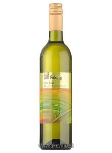 Víno Ratuzky Pinot Blanc 2016 neskorý zber
