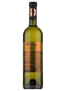 Víno Ratuzky Pinot blanc sur lie 2017 neskorý zber
