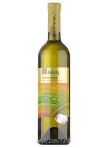 Víno Ratuzky Veltlínske zelené 2016 neskorý zber