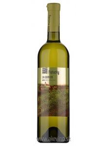 Víno Ratuzky Za domom cuvée 2018