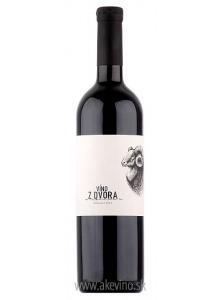 Víno z dvora Alibernet 2015