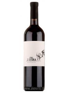 Víno z dvora Frankovka modrá 2015