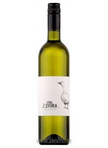 Víno z dvora Pesecká Leánka 2018