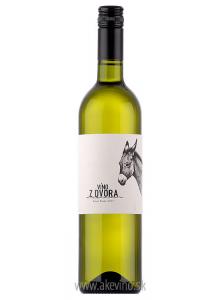 Víno z dvora Pinot Blanc 2017