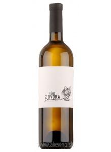 Víno z dvora Rulandské šedé 2015 polosuché