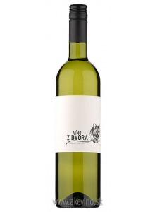 Víno z dvora Rulandské šedé 2018