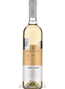Víno Dudo NAŠE cuvée zo starých viníc 2016 akostné značkové