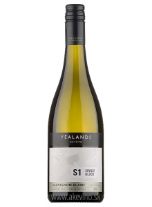 Yealands Estate Single Block S1 Sauvignon blanc Marlborough 2018