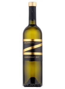 Zápražný Chardonnay 2017 výber z hrozna