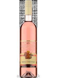 Mrva & Stanko Cabernet Sauvignon rosé 2019 akostné odrodové suché