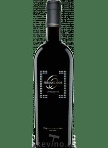 Cantine San Marzano Sessantanni Primitivo di Manduria Limited Edition 2017