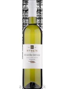 Myslík Winery Silvánske červené 2020