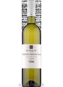 Myslík Winery Veltlínske červené skoré 2020