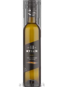 Myslík Winery Veltlínske zelené 2020 sladké 0.5L