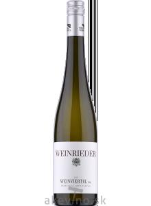 Weinrieder Grüner Veltliner Klassik 2019