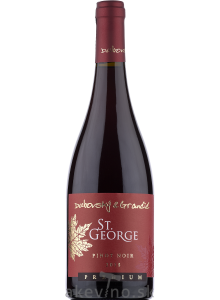 Dubovský & Grančič St. George Pinot Noir 2018 výber z hrozna