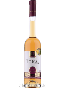 J&J Ostrožovič Tokajský výber 3-putňový 2004 sladké 0.375l