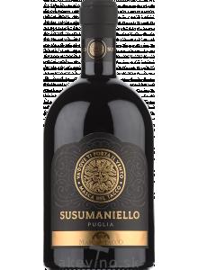 Masca del Tacco Susumaniello Puglia 2019