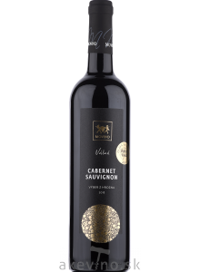 Movino Vášeň Cabernet Sauvignon 2018 výber z hrozna