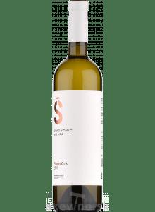 Šimonovič Pinot gris 2019 akostné odrodové