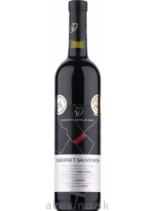 Víno Dudo Cabernet Sauvignon 2018 výber z hrozna