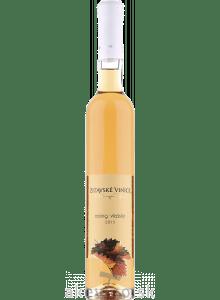 Žitavské vinice Rizling vlašský 50 2015 prírodne sladké víno 0.375L