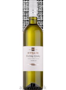 Myslík Winery Rizling rýnsky 2020