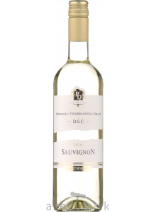 PD Mojmírovce Sauvignon 2020 akostné odrodové polosuché
