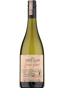Saint Clair Pioneer Block 3 Dillons Point Sauvignon Blanc 2019