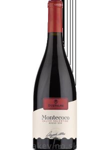 Cantine due Palme Montecoco Salice Salentino Rosso DOP 2018