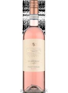 I Castelli Romeo e Giulietta Pinot Grigio rosé 2020