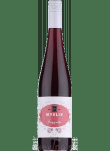 Myslík Winery Ríbezľové víno frizzante polosladké