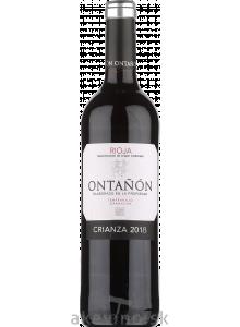 Bodegas Ontaňón Rioja Crianza 2018