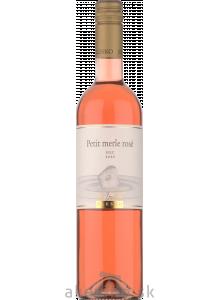 Elesko Petit Merle rosé 2020 akostné značkové polosuché